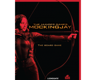 The Hunger Games: Mockingjay - The Board Game 1