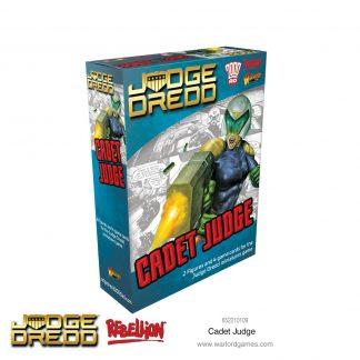 Judge Dredd: Cadet Judge 1