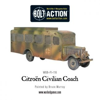 Citroen Civilian Coach 1