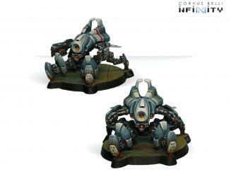 Armbots Bulleteer (Spitfire, Heavy Shotgun) 1