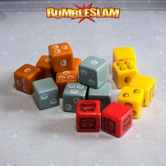 Rumbleslam Dice Pack 1