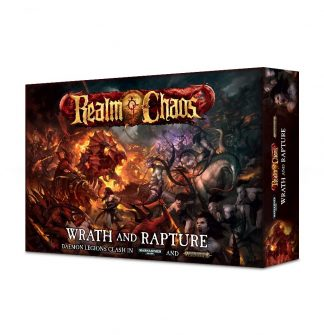 Realm of Chaos: Wrath and Rapture (French) 1