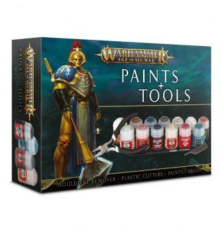 Age of Sigmar Paint & Tool Set 1