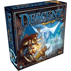 Descent: Journeys in the Dark 2nd Edition 1