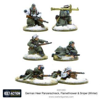 German Heer Special Weapons Teams (Winter) 1