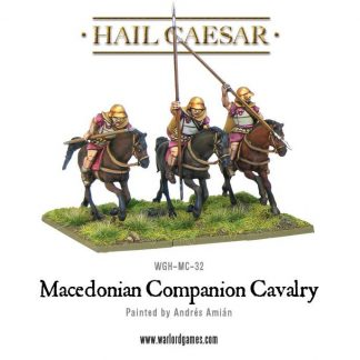 Macedonian Companion Cavalry 1