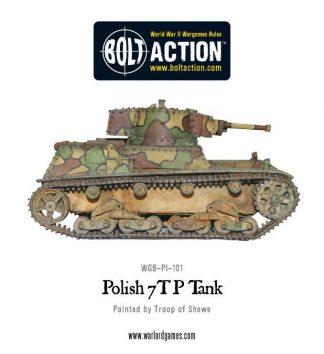 Polish 7TP Tank 1