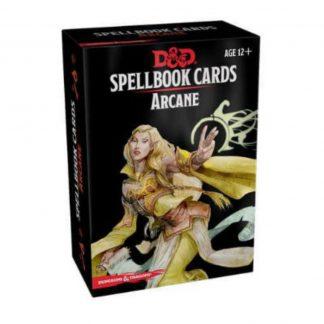 D&D: Arcane Spell Deck 1