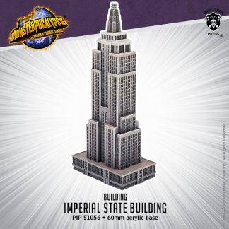 Monsterpocalypse Imperial State 1