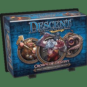 Descent 2nd Ed: Crown of Destiny 1