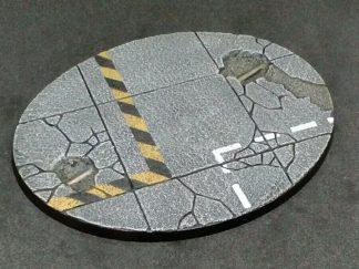 Concrete: 120mm Oval Base (1) 1