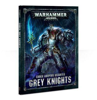 Codex: Grey Knights 1