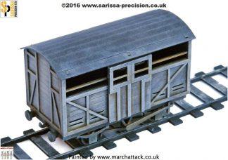Livestock Wagon 1