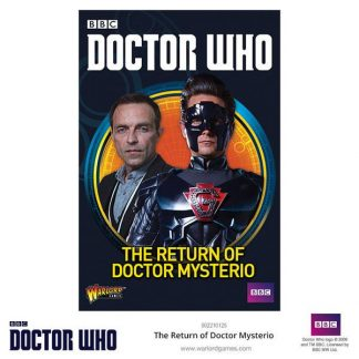 Doctor Who: The Return of Doctor Mysterio 1