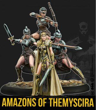 DC: Amazons of Themyscira 1