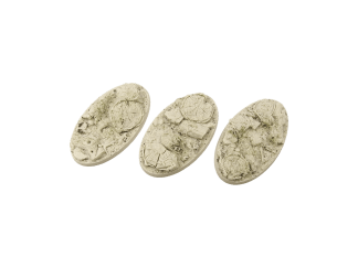Forest Bases, Oval 75mm (2) 1