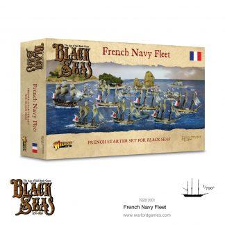 Black Seas: French Navy Fleet (1770-1830) 1
