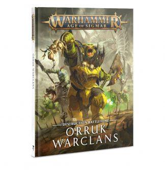 Battletome: Orruk Warclans 1