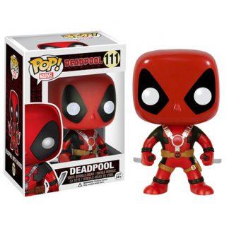 POP! Bobble: Deadpool Two Swords 1