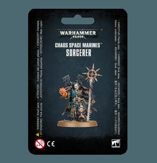 Chaos Space Marines Sorceror 1