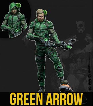 Green Arrow (multiverse) 1