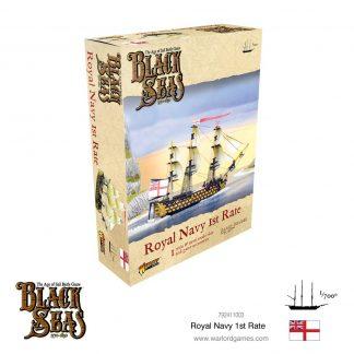 Black Seas: Royal Navy 1st Rate 1
