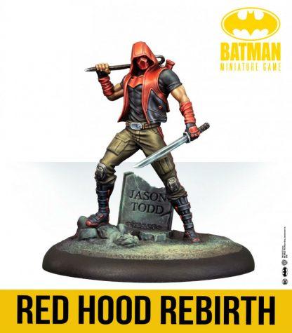 Red Hood Rebirth 1