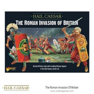 Hail Caesar: The Roman Invasion of Britain 1