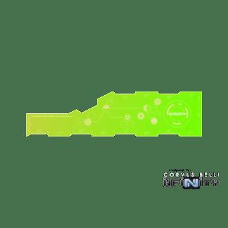 Infinity Range Card INCH Green (1) 1