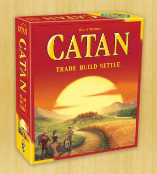 The Settlers of Catan 1