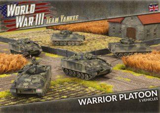 British Warrior Platoon 1
