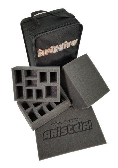 Infinity Beta Bag Aristeia! Half Tray Load Out 1