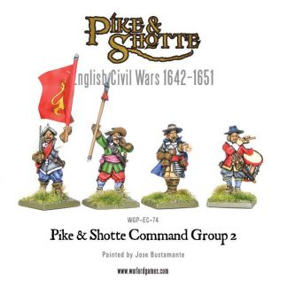 Pike & Shotte command group 2 1