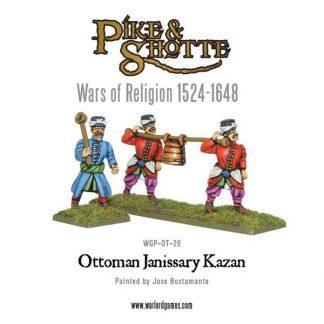 Ottoman Janissary Kazan 1