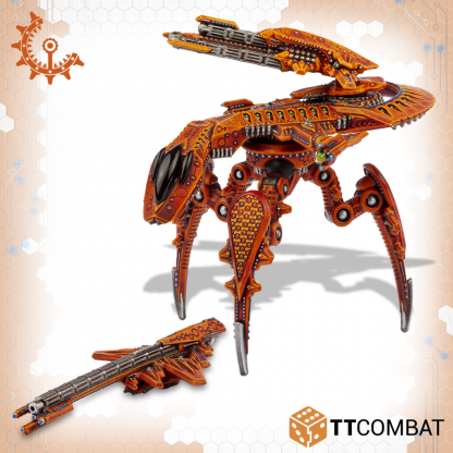 Shaltari Ocelot / Panther Warstrider 4