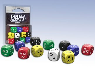 Imperial Assault Dice Pack 1