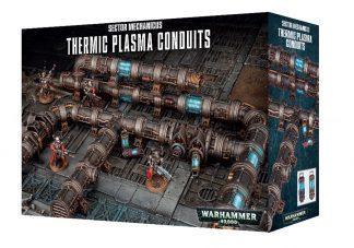 Thermic Plasma Conduits 1