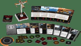 Star Wars X-Wing: Fireball 1