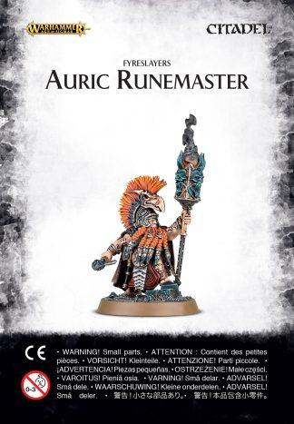 Fyreslayer Auric Runemaster 1