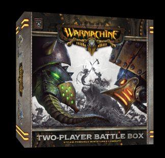 WARMACHINE Two-Player Battlebox 1