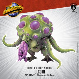 Monsterpocalypse Lords of Cthul Ulgoth 1