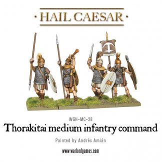 Thorakitai Medium Infantry Command 1