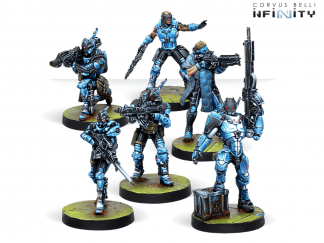 Varuna Immediate Reaction Division (PanO Sectorial Starter Pack) 1