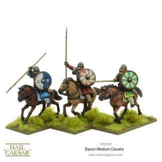 Saxon Medium Cavalry 1