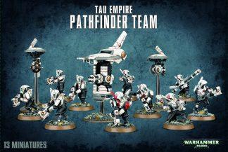 T'au Empire Pathfinder Team 1