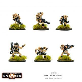 Ghar Outcast squad 1