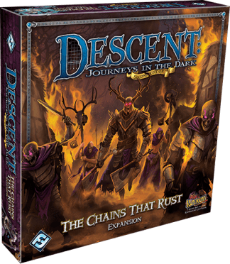 Descent: The Chains That Rust 1
