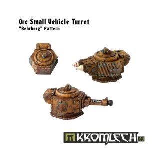 Rehrborg Pattern Small Turret 1