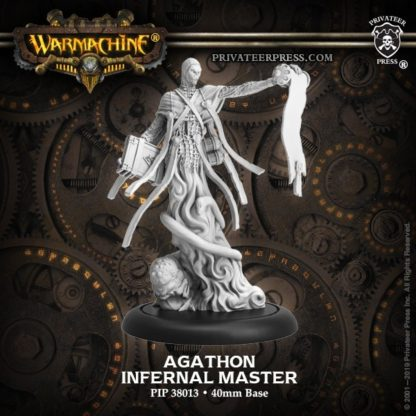 Infernal Master Agathon, Voice in the Darkness 1