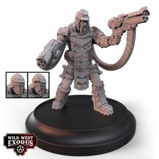 WWX: Confederate Terminator 1